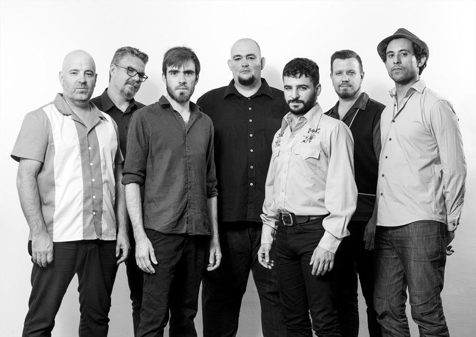 The Ramblers Septet · Jazz en la Nit