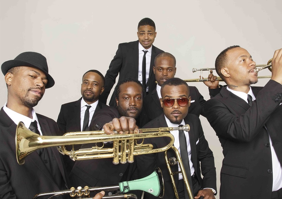 Hypnotic Brass Ensemble · MAS I MAS FESTIVAL 2019