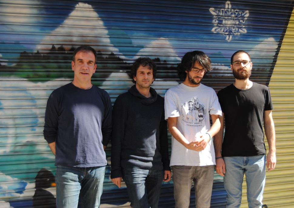 Martí Serra Quartet · MAS I MAS FESTIVAL 2019