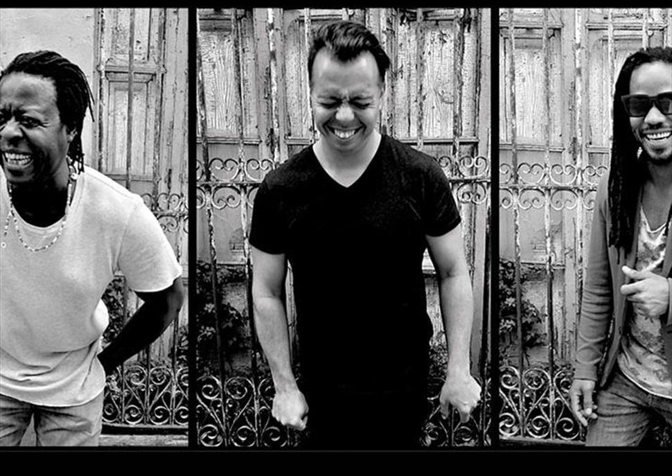 Mark Aanderud Trio · MAS I MAS FESTIVAL 2019
