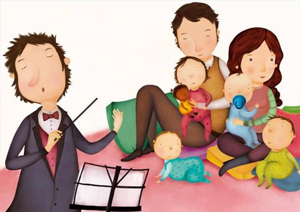 Taller per a nadons a L'Auditori