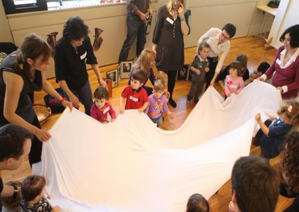 Taller per a famílies: Tutti Fan Piu