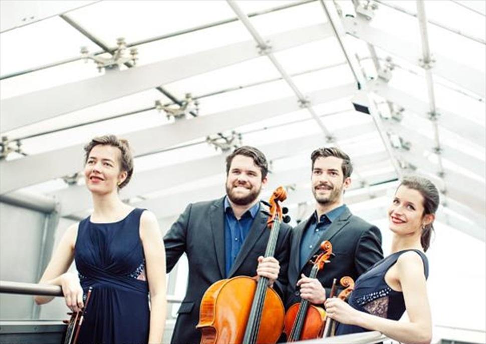 Aris Quartett / Dudok Quartet / Esmé Quartet