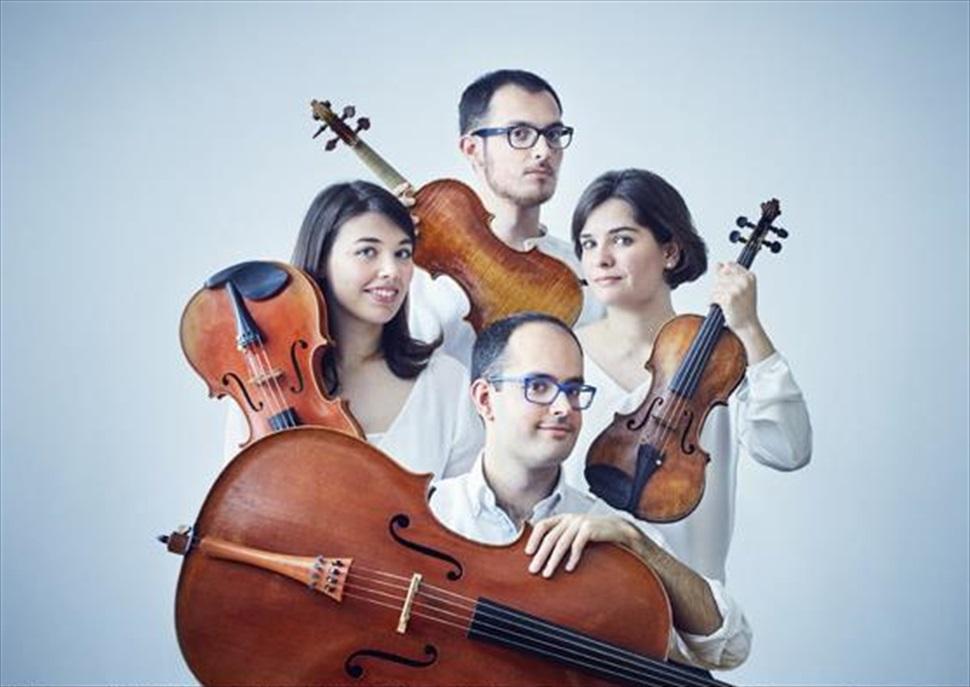 Cosmos Quartet & Ellen Nisbeth