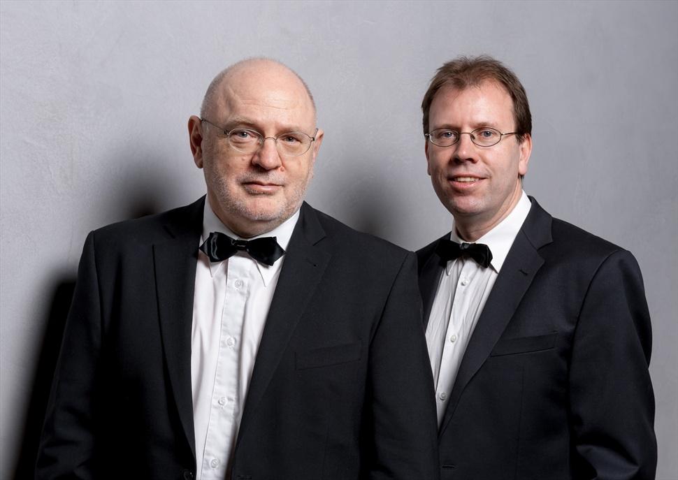 Duel de piano · Festival de Música de Sant Pere de Rodes