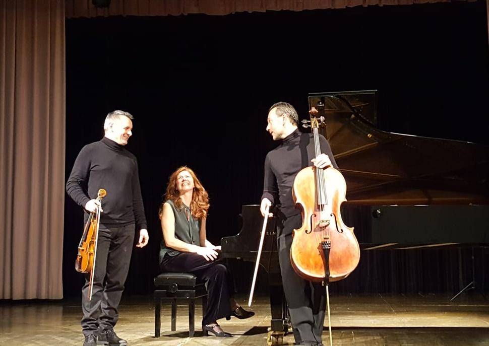 Clara & Johannes: Una història de música · Festival de Música de Sant Pere de Rodes
