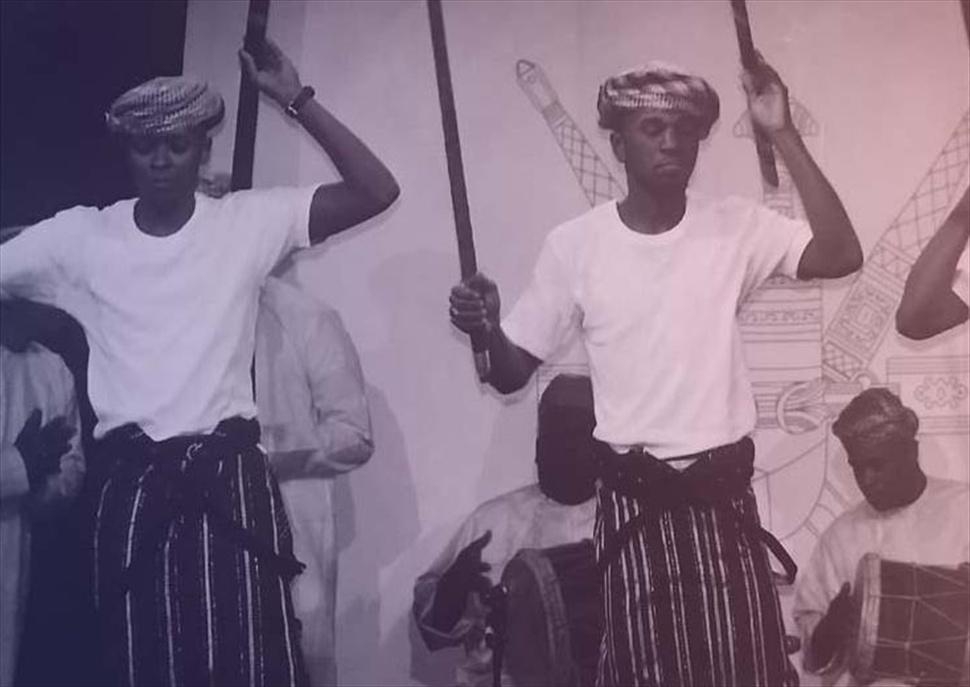Danses Al-Bar'Ah · Festival Ésdansa