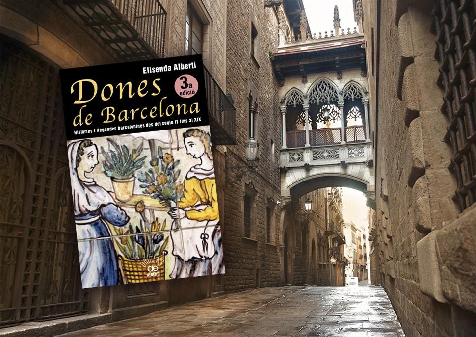 Itinerari literari 1: Barcelona en femení. Passeig pels barris de Santa Anna i la Catedral.