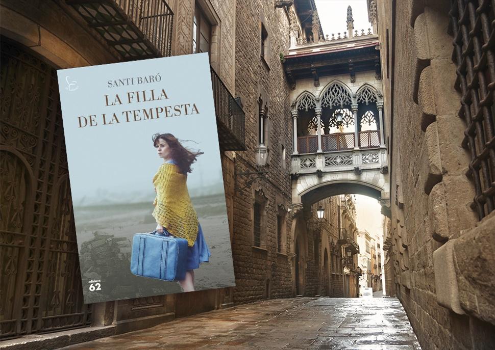 Itinerari literari 2: La filla de la tempesta