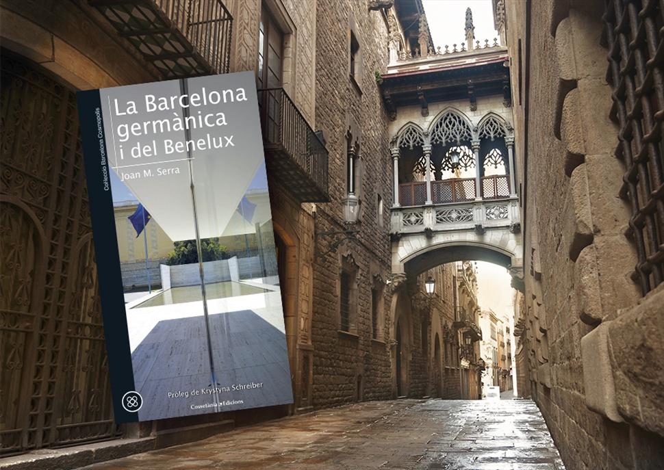 Itinerari literari 4: La Barcelona germànica i del Benelux