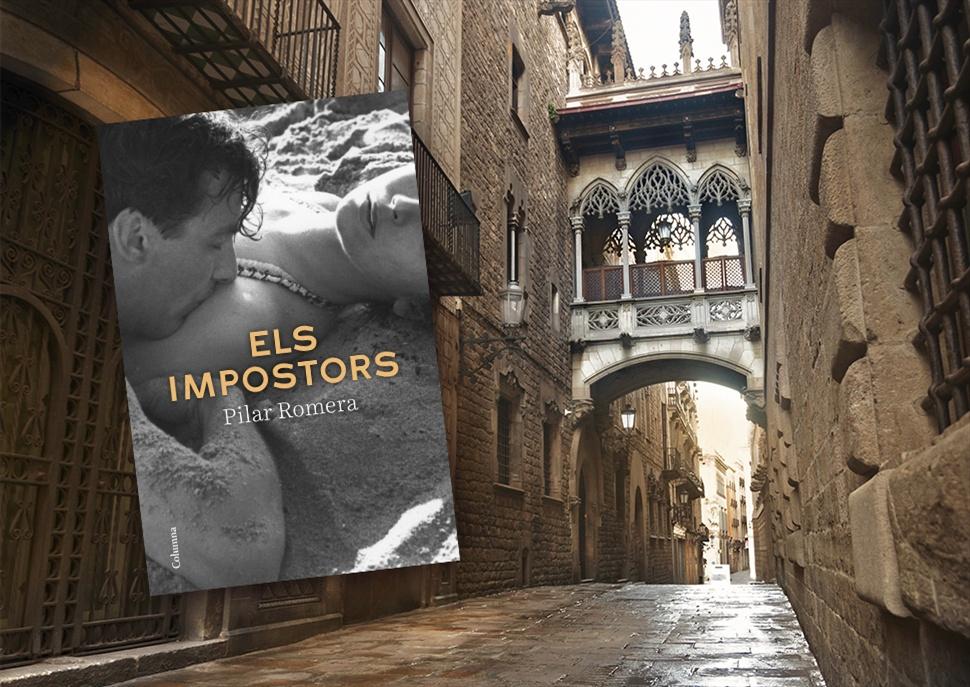 Itinerari literari 6: La trista Barcelona de la postguerra