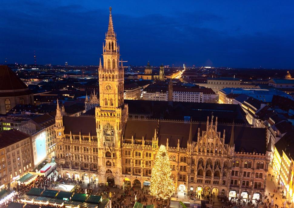 Descobreix els mercats de Nadal de Tirol i Baviera