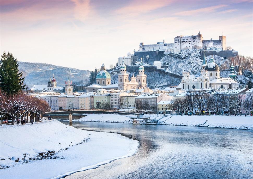 Els Mercats de Nadal a Salzburg i la Regió dels Llacs