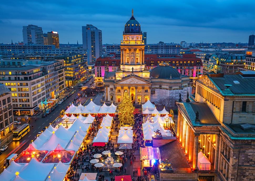 Descobreix Berlin i els seus mercats de Nadal