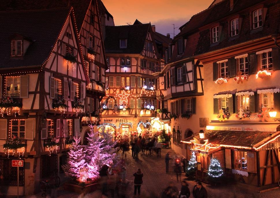 Acompanya'ns a Alsàcia i visita els seus mercats de Nadal