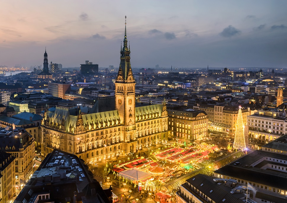 Hamburg, Bremen i els mercats de Nadal