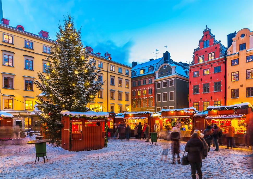 Mercats de Nadal d'Estocolm