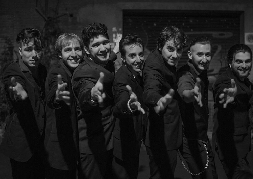 The Sick Boys · MERCAT DE MÚSICA VIVA DE VIC 2019