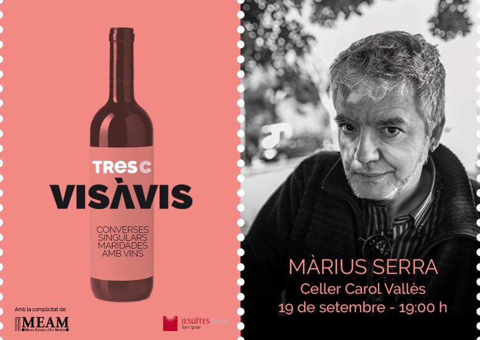 Vis à vis amb Màrius Serra
