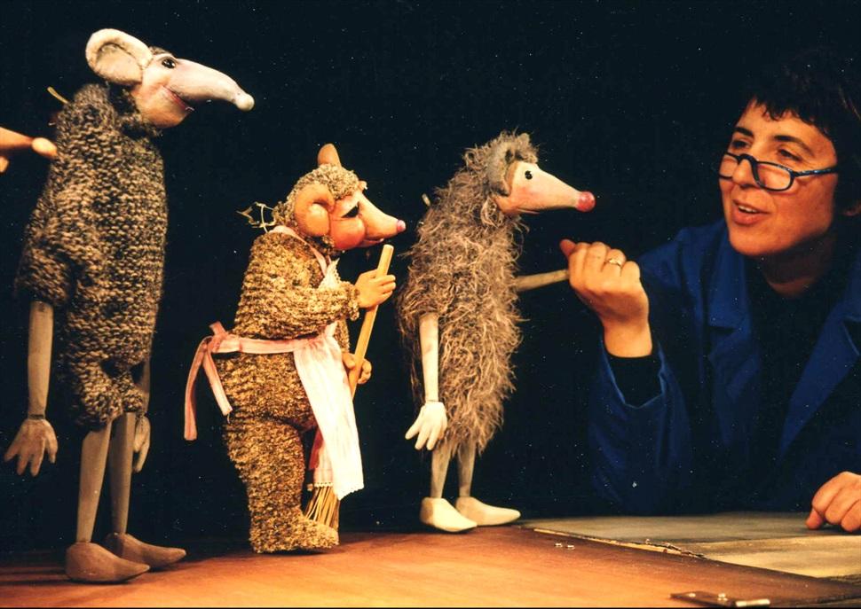 """""""El ratolí viatger"""" de Cia. Estaquirot Teatre"""