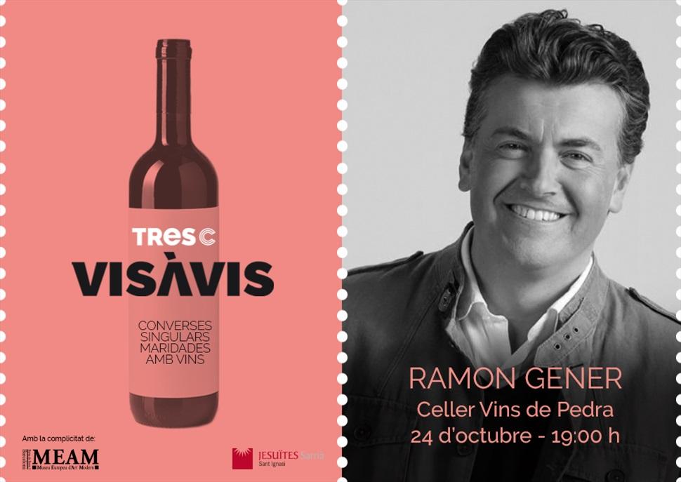 #Visàvis amb Ramon Gener
