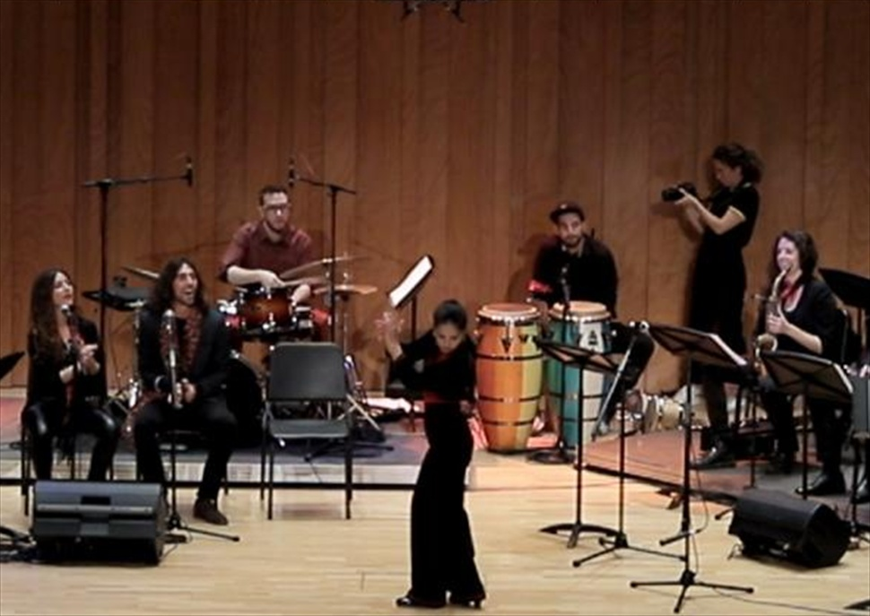 Alberto Garrido Flamencura Big Band