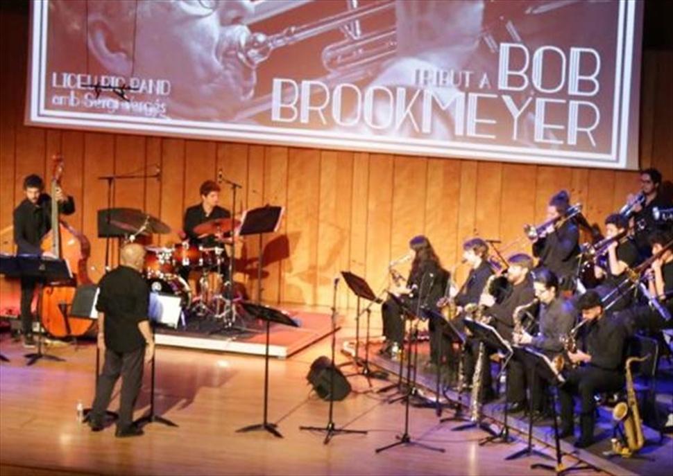 Concert Liceu Big Band