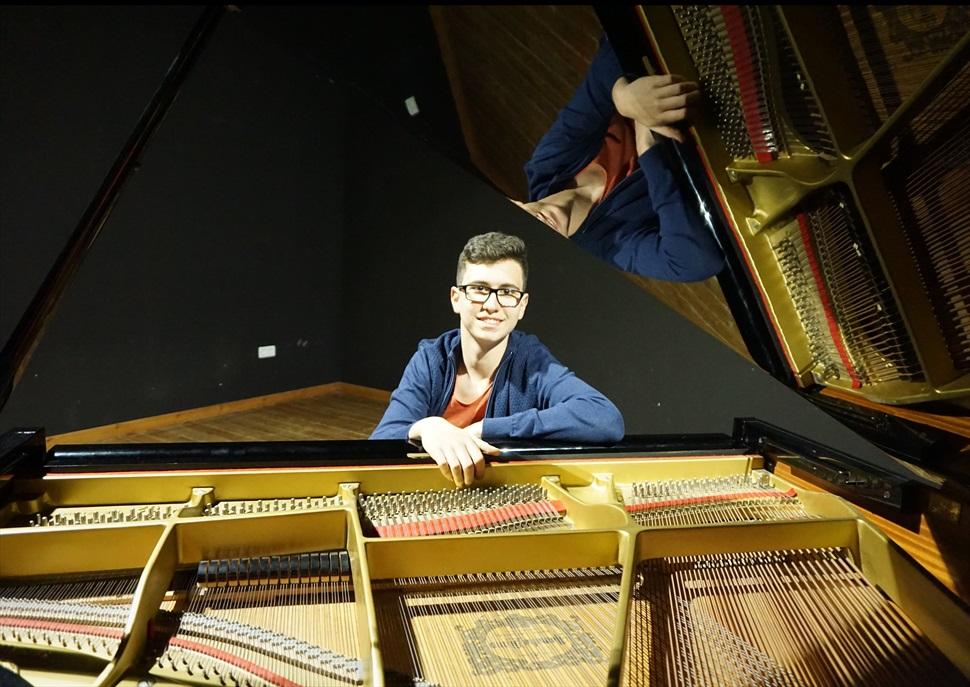 Miquel Gusi en concert