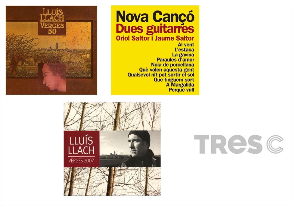 PACK CD: LLUIS LLACH 2019 3 CD