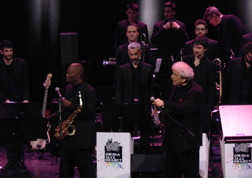 Girona Jazz Project Big Band: Nadal a ritme de jazz & swing