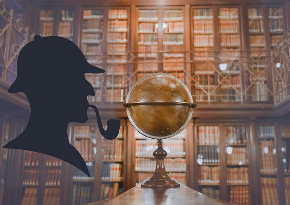 Cases Singulars per La Marató de TV3: visita Premium a la Biblioteca Arús i Col·lecció Sherlock Holmes