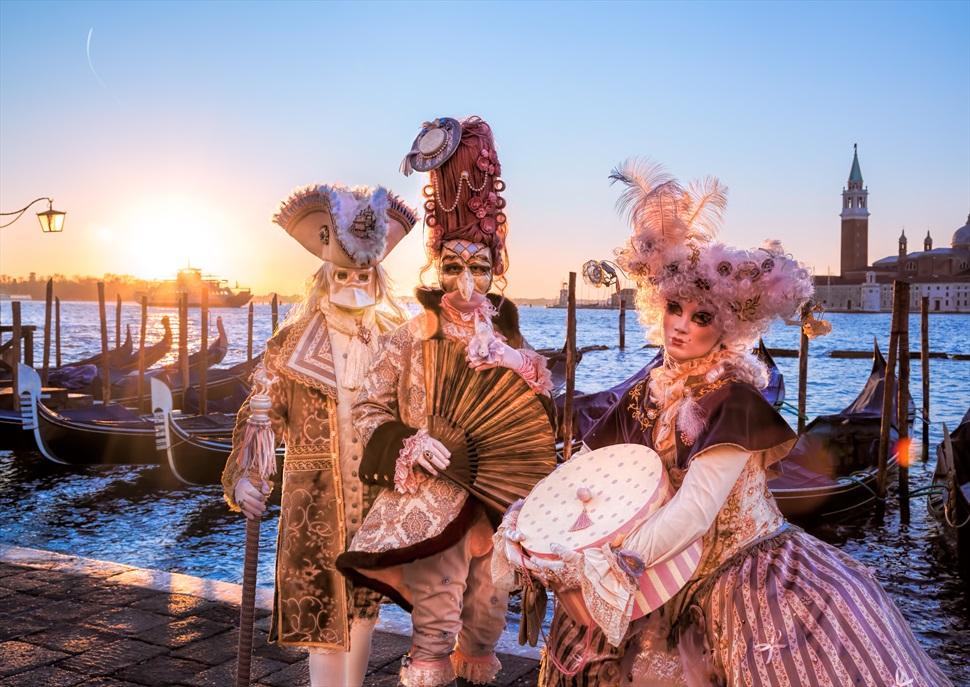 Carnaval de Venècia en creuer