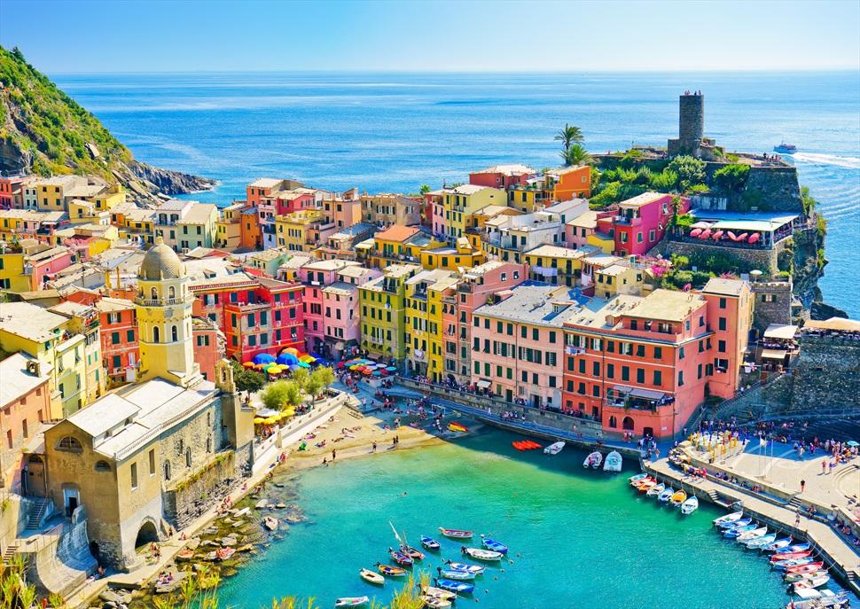 Descobreix el Cinque Terre i La Ligúria