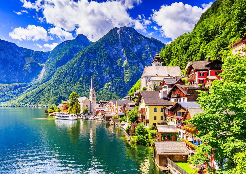 Visita Salzburg i la regió dels llacs