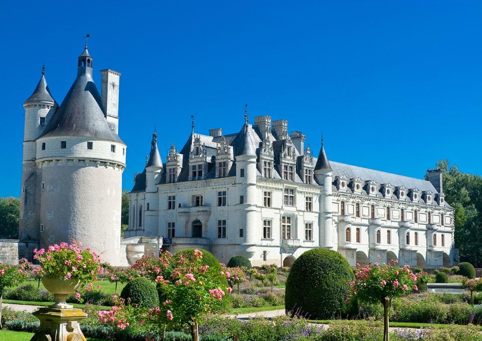 Visita els Castells del Loire