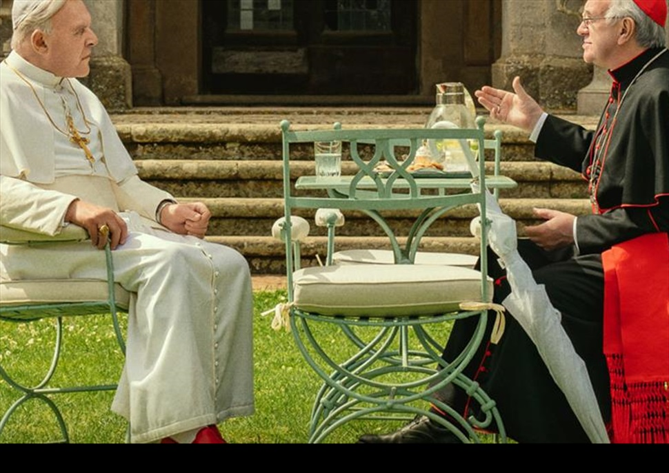 Cinemes Boliche: The Two Popes
