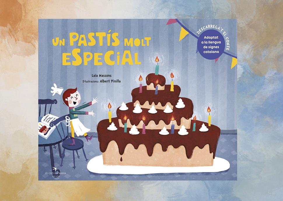"""Contacontes i sorpresa: """"Un pastís molt especial"""""""