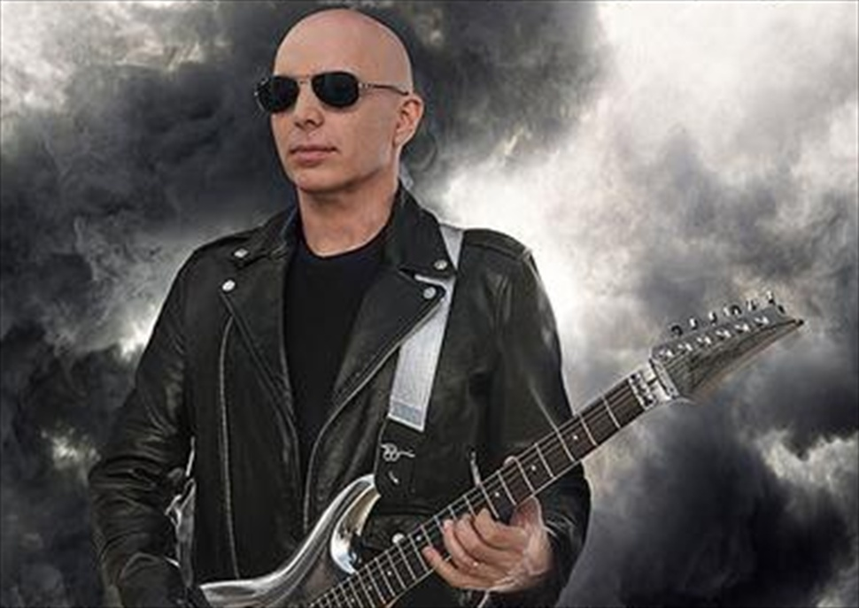 Joe Satriani · GUITAR BCN 2021