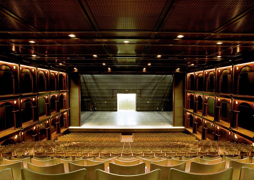 Visita Guiada al Teatre Lliure de Montjuic