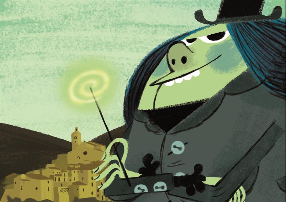 La bruixa de la tramuntana