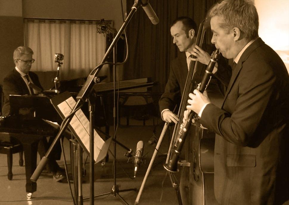 Recinte Modernista de Sant Pau: Concert de Xavier Triadó (trio)