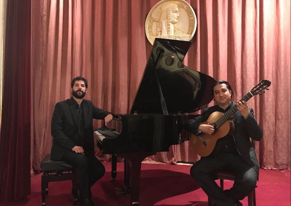 Recinte Modernista de Sant Pau: concert de Classicjazz Quartet