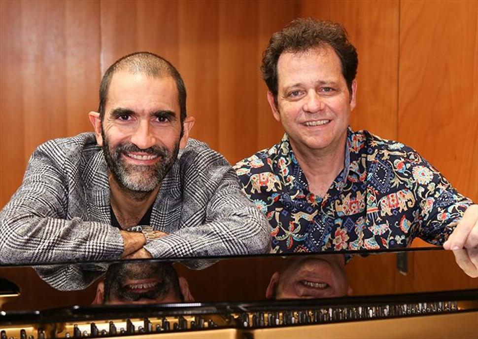 Tensy Krismant & Raimon Garriga