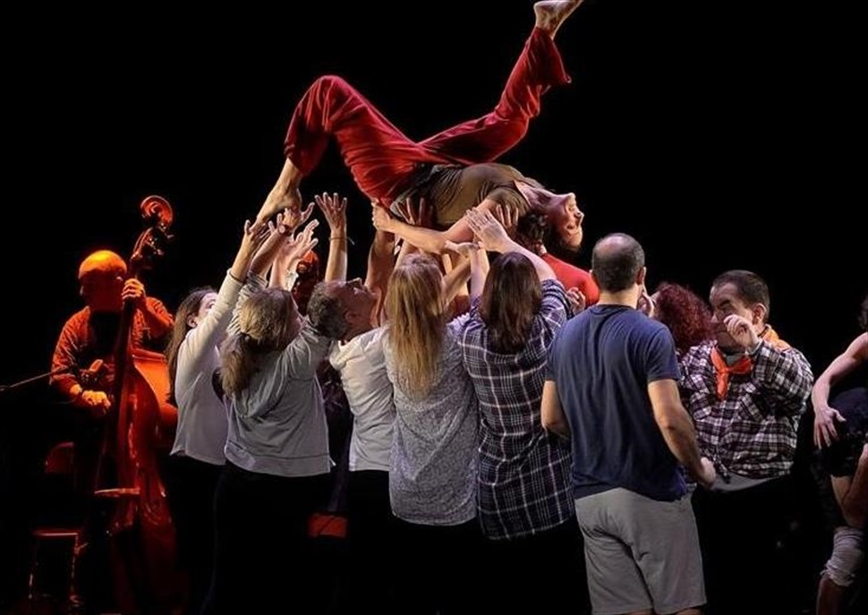 Barris en dansa · Teatre Joventut