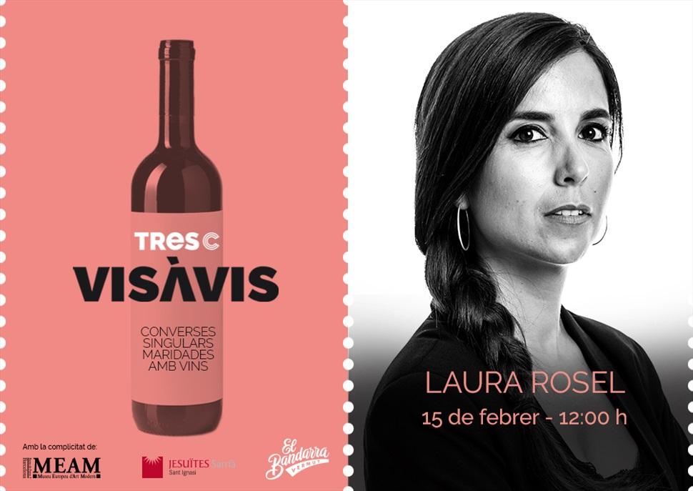 #Visàvis amb Laura Rosel