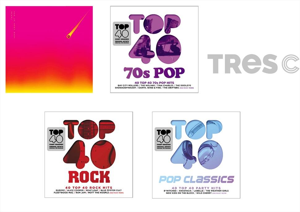 PACK CD MANEL 2019 + TOP POP