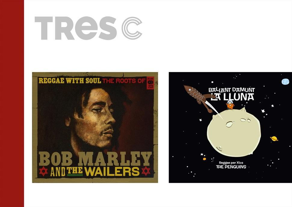 Pack Reggae - Bob Marley (5 CDs)