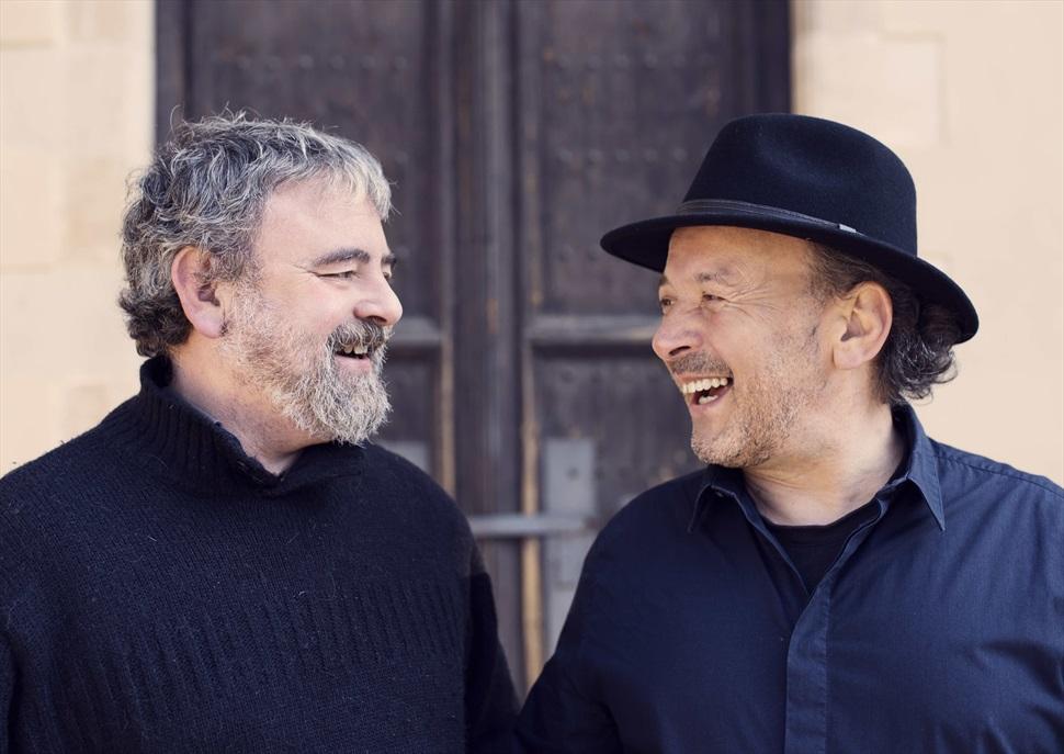 Jordi Molina i Joan Díaz