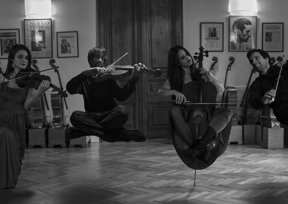 Quartet Attenya · TEMPORADA MÚSICA D'ARA