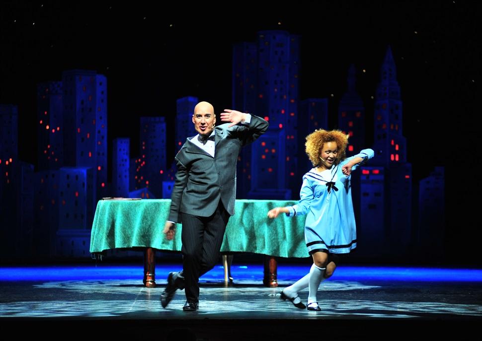 Annie- El Musical